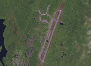 Olenya (air base) - Image: Olenya