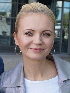 Olga Borys Polish actress (born 1974)