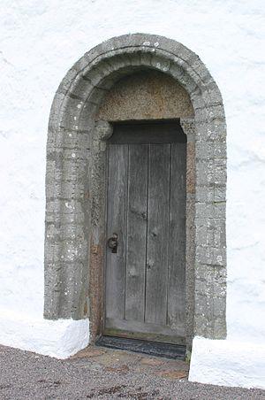 Sankt Ols Kirke - Image: Olsker Kirke 6