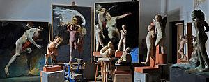 Alessandro Kokocinski - Works by Kokocinski