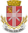 Coat of arms of Nova Crnja