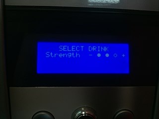 Coffee vending machine wikipedia an option to select coffee strength on a machine malvernweather Gallery