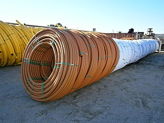Pipe (fluid conveyance) - High Density Polyethylene (HDPE) Pipes