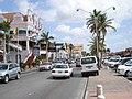 Oranjestad Aruba Shopping Street - panoramio.jpg