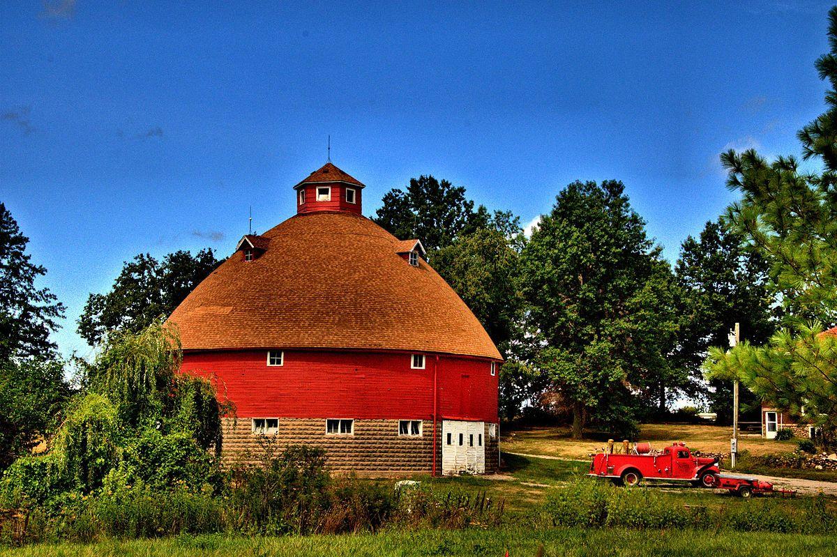 Orie J Smith Black And White Stock Farm Historic District