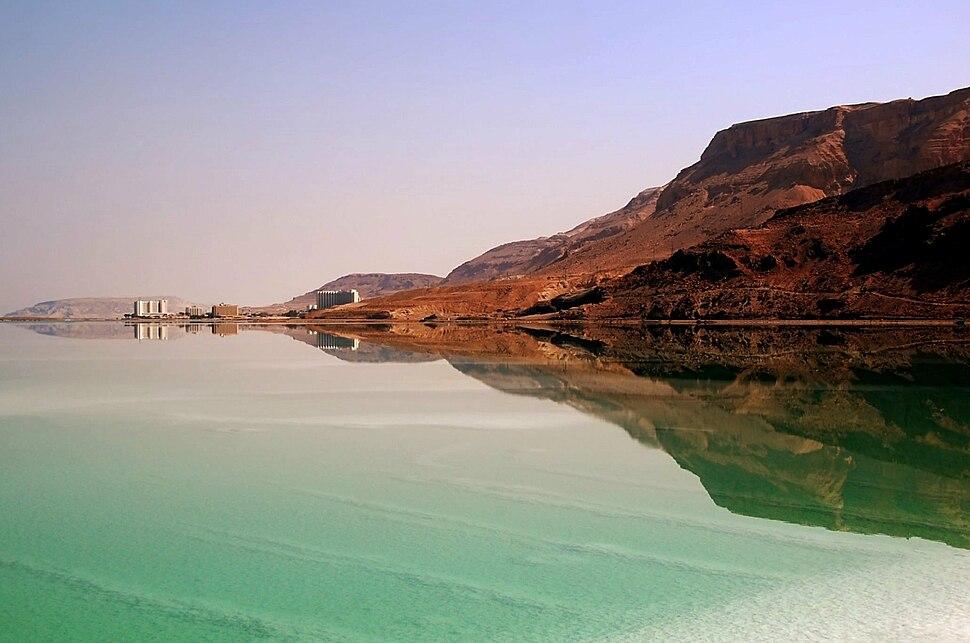 Orilla Mar Muerto