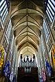 Orléans Cathédrale Sainte-Croix Innen Orgel & Gewölbe.jpg