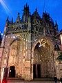 Orne Alencon Eglise Notre-Dame Porche - panoramio (1).jpg
