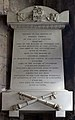 Orred family memorial, Feilden Chapel, St Andrew's Church, Bebington.jpg