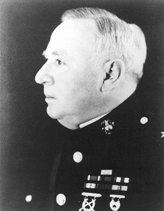 Edward Albert Ostermann - General Edward A. Ostermann