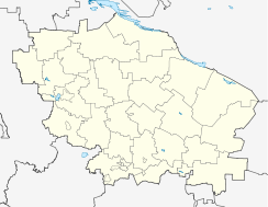 Pyatigorsk is located in Stavropol Krai