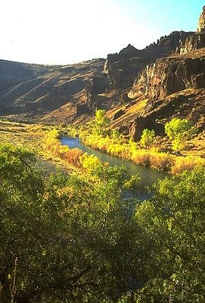 Owyhee River - Image: Owyhee River BLM