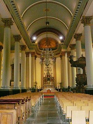 Roman Catholic Diocese of Breda - Interior of Sint Antonius Cathedral
