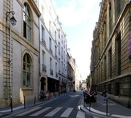 Image illustrative de l'article Rue Vivienne