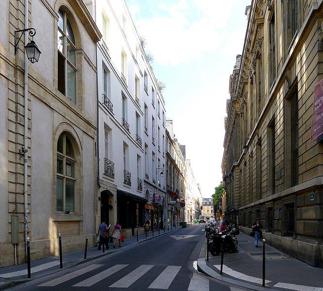 Fichier:P1040464 Paris II rue Vivienne rwk.JPG