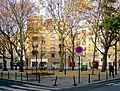 P1290628 Paris XIX rue de Meaux place rwk1.jpg