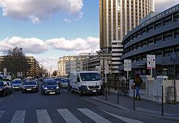 Boulevard pershing wikip dia - Boulevard pershing porte maillot ...