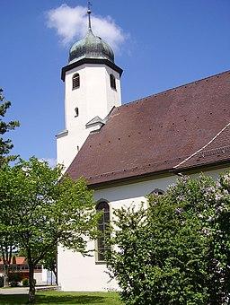 Ev. Kirche in Steinheim am Albuch