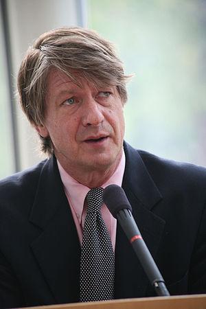 P. J. O'Rourke - O'Rourke in 2007