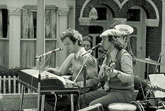 People's Liberation Music - PLM at Grunwick march (1977)
