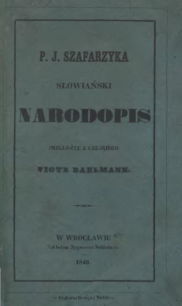 File:PL P. J. Szafarzyka słowiański narodopis.djvu