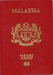 Visa Requirements For Malaysian Citizens Wikipedia