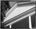 PORTICO PEDIMENT, SOUTH ELEVATION - Tidewater, 302 Federal Street, Beaufort, Beaufort County, SC HABS SC,7-BEAUF,21-5.tif