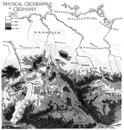 PSM V52 D061 Physical geography of germany.png
