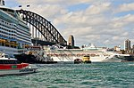 Pacific Explorer, Sydney Harbour, 2017 (01).jpg
