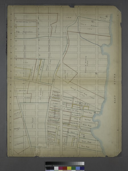 File:Page 07- (Bounded by Fifth Avenue, 52nd Street, First Avenue and 31st Street (Turtle Bay, Murray Hill and Kips Bay).) NYPL1531811.tiff