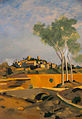 Painting of the French countryside (8436662877).jpg