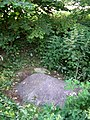 Pair of sarsen stones near Berry Bridge, Twyford - geograph.org.uk - 189824.jpg