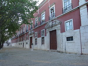 Military Academy (Portugal) - Bemposta Palace