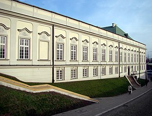 Copper-Roof Palace - Image: Palac pod Blacha 001