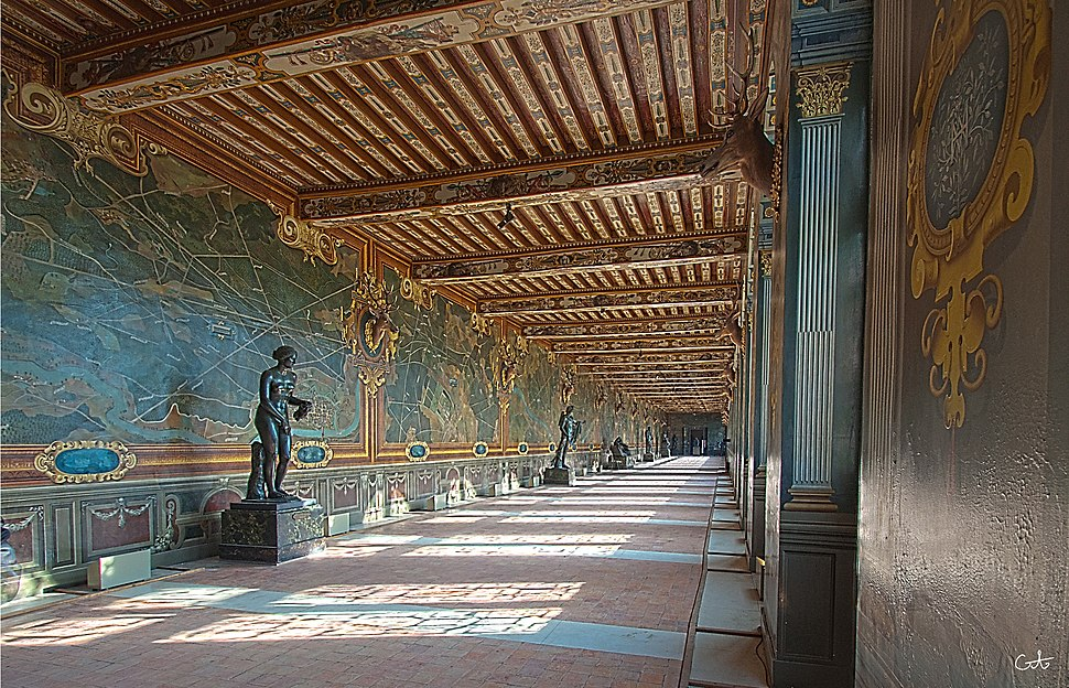 Palace of Fontainebleau 030