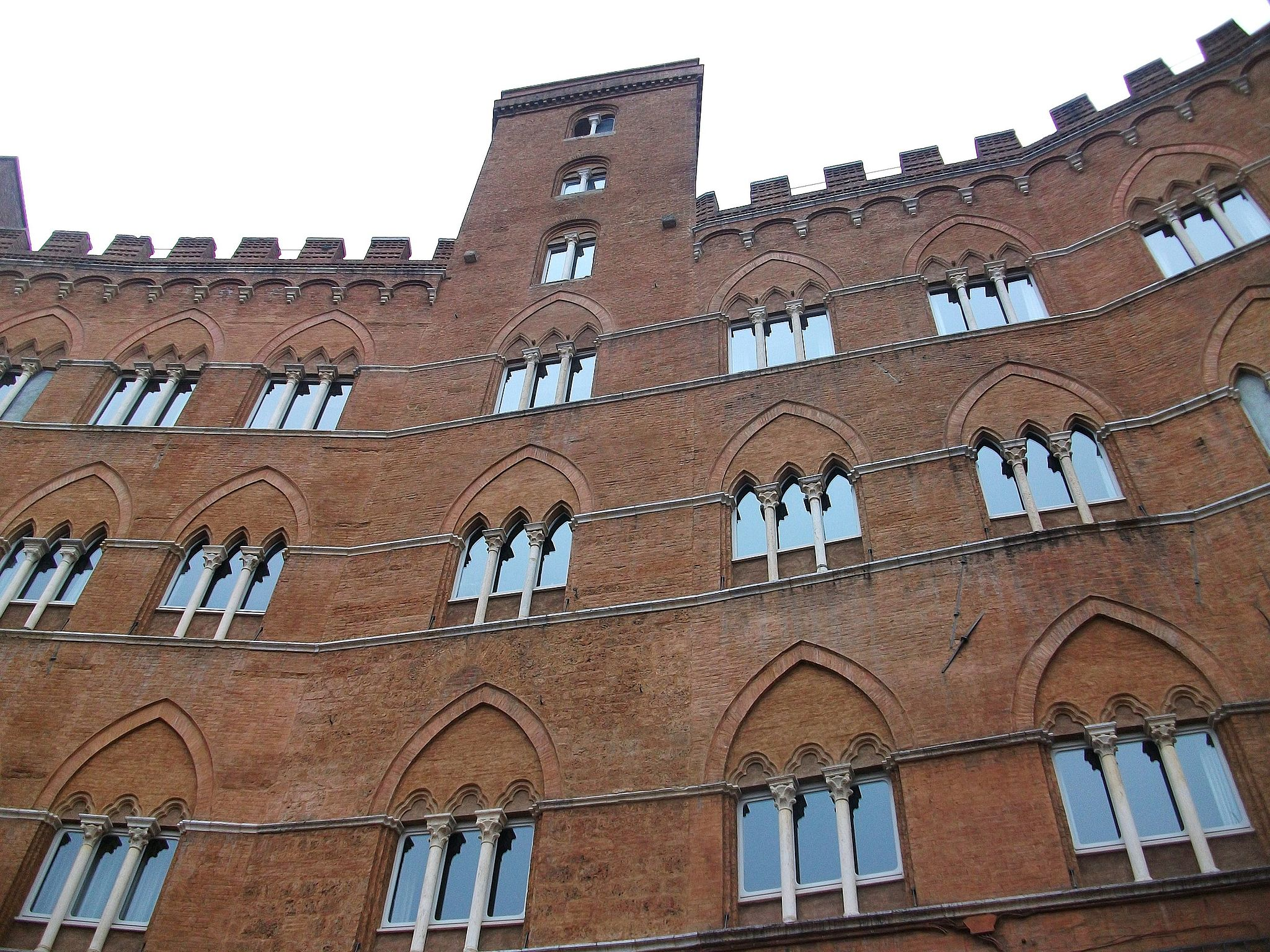 Palau Sansedoni de Siena