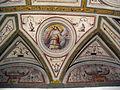 Palazzo di sforza almeni, sala con affreschi, figura allegorica 09.2.JPG