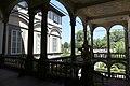 Palazzo pfanner, scalone esterno 05.jpg