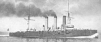 Russian cruiser Pallada (1899) - Pallada