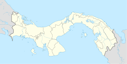 Panama location map.svg