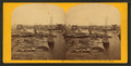 Panorama Chicago River from Randolph Street, from Robert N. Dennis collection of stereoscopic views.png