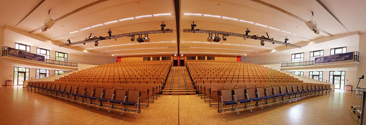 Kit Gerthsen Hörsaal