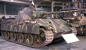 Panther tank - Panther Ausf. G