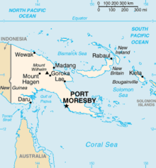 List of airports in Papua New Guinea  Wikipedia