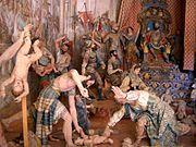 Massacre des innocents par Giacomo Paracca, 1587