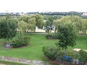 Parc départemental de la Plage bleue
