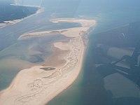 Parc naturel marin du bassin d'Arcachon vu du ciel - Banc d'Arguin (1).JPG