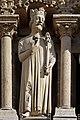 Paris - Cathédrale Notre-Dame -Galerie des rois - PA00086250 - 021.jpg