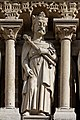 Paris - Cathédrale Notre-Dame -Galerie des rois - PA00086250 - 024.jpg
