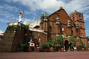 Nabua, Camarines Sur - Parish of the Holy Cross Church